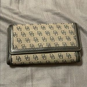 Rooney and Bourke wallet